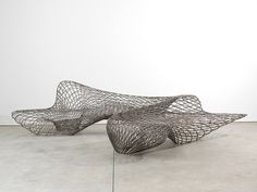 Autodesk and Dutch designer Joris Laarman developed the first affordable technique for 3-D printing metal.