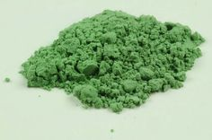 Green Earth from France Earth Pigments, Tadelakt, Green Earth, Herbs, France, Ethnic Recipes, Painters, Claire, Medieval