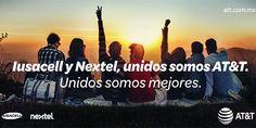 Iusacell y Nextel se fusionan en AT&T