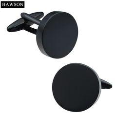 HAWSON Fashion Round Cuff links  Price: 28.60 & FREE Shipping  #mensclothing|#mensfashion|#mensgifts|#accessories