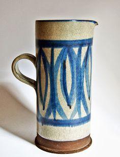 Nis Stougaard (1906-1987), Denmark--I like this shape!