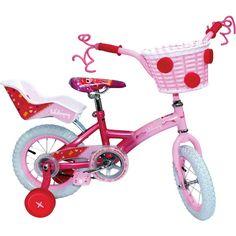 """12"""" Street Flyers Lalaloopsy Girls' Bike, Purple.  Was $77.00 @ Walmart 2012"""