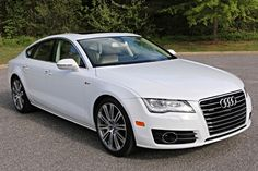 Car brand auctioned:Audi A7 3.0 Premium Plus 2015 Car model audi a 7 premium plus white bge all pwr nav 12 k mi warranty no reserve
