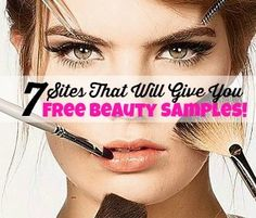Why pay for beauty products when you can get them for FREE? Did you know there are several panels you can join that give away FREE full size beauty Free Beauty Samples, Free Makeup Samples, Free Samples, Makeup Kit, Beauty Makeup, Going Blonde From Brunette, Blonde Brunette, Get Free Makeup, Get Free Stuff