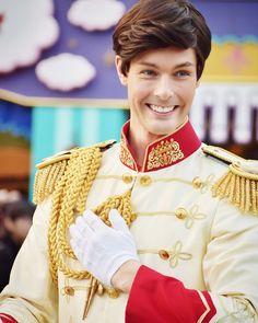 . Tokyo Disney Resort, Tokyo Disneyland, Cinderella Face Character, Disney Face Characters, Prince Charming, Disney Parks, Sari, Fashion, Saree