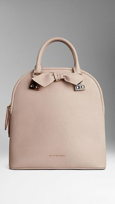 Sac The Bloomsbury medium en cuir grainé | Burberry