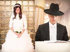 Orthodox Jewish Wedding Photography - Crown Heights, Brooklyn, New York, Miami