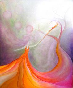 Ascendiendo   Arte: Laura Aeon