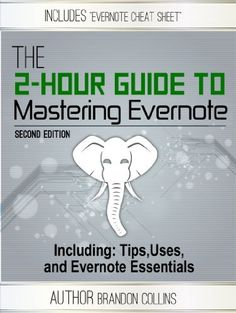 The 2 Hour Guide to Mastering Evernote - Including: Tips, Uses, and Evernote Essentials [2nd Edition] by Brandon Collins, Reading this now. http://www.amazon.com/dp/B009ZIU9SQ/ref=cm_sw_r_pi_dp_m9Zvrb128DE32 $2.99