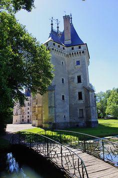 Château de Meillant - Pont sur les douves