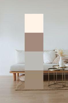 Neutral Kitchen Colors, Kitchen Color Palettes, House Color Palettes, Color Walls, Room Wall Colors, Room Color Schemes, Modern Color Palette, Modern Colors, Colour Combinations Interior