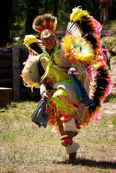 106/365 Native American Festival by The Suss-Man (Mike), via Flickr
