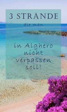 #Alghero - #Traumstrände an der markanten #Nordwestküste #Sardiniens Jetzt entdecken!