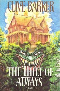 Thief of Always-20.00 by Clive Barker, http://www.amazon.com/dp/5551967409/ref=cm_sw_r_pi_dp_9vmWrb0ZXJCET