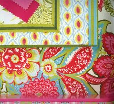 Bold and Bright fabric by @AnnieSelkeCo