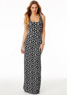 Sarah Racerback Maxi Extended Length - View All Dresses - Dresses - Clothing - Alloy Apparel