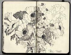 Ian Sidaway Fine Line: Spring