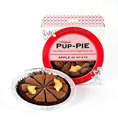 Apple of My Eye Pup-PIE Dog Treat