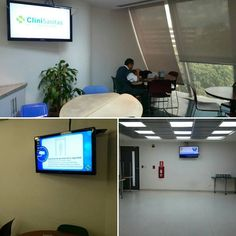 Recién hemos culminado con éxito la instalación del canal corporativo de #DigitalSignage para nuestro cliente Sanitas en el edificio Mene Grande Caracas Venezuela. #SeñalizaciónDigital #RRPP