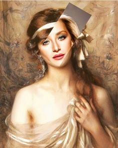Albert Lynch (Peruvian painter) 1860 - The White Ribbon, s., oil on canvas, 61 x 46 cm.), signed 'Albert Lynch' u. Art Gallery, Art Painting, Female Art, Beautiful Paintings, Painting Reproductions, Art, Portrait Painting, Collage Art, Beautiful Art