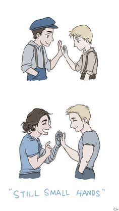 Still Small Hands