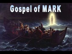 Gospel of MARK - Complete Audio Book, Holy Bible, King James Version