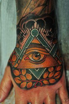 Jason Vaughn Tattoos and Artworks