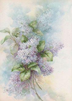 Цветочная нежность | Sonie Ames (2) | Картинки для декупажа. Комментарии : LiveInternet - Российский Сервис Онлайн-Дневников