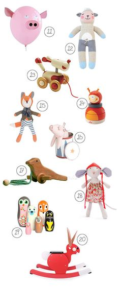 twenty animal toys for kids