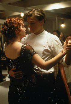 'Titanic' Classic, romantic film fashion.