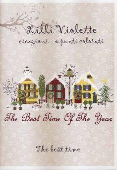 Lilli Violette - Cross Stitch Patterns & Kits - 123Stitch.com