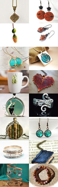 Jewelry time by Mona on Etsy--Pinned with TreasuryPin.com