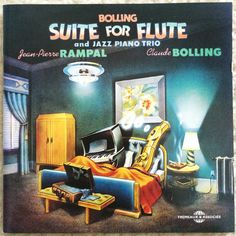 jean-pierre-rampal Claude bolling Bolling Suite For Flute