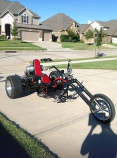 The 2010 Custom Chopper Trike for sale has been on display at every major biker rally in Texas and was built by Angelina Customs of Huntington, TX. Description from gogocycles.com. I searched for this on bing.com/images
