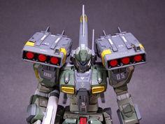 ohnicegundam: HGUC 1/144 Stark Jegan - Customized Build Modeled by JAN