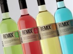 Remix (Concept) | Packaging of the World: Creative Package Design Archive and Gallery