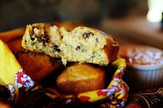Mini Corn Loaves with Cranberries and Pecans   The Pioneer Woman Recipes for Thanksgiving
