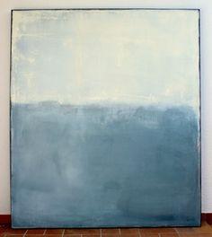 "Saatchi Online Artist CHRISTIAN HETZEL; Painting, ""changing still"" #art"