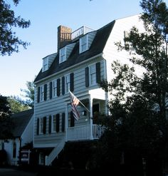 Top 10 Most Haunted Cities in the U.S. - #2 Savannah, Georgia: Savannah holds several gothic mansions, cemeteries, and trees that were used in hanging Spanish moss. The most haunted place is The Hampton Lillibridge House, built in 1796, was originally used as a boarding house. The house underwent restoration in the 1960s, and that's when strange phenomenon began to occur. One is a man in a black suit who stares out of the windows.