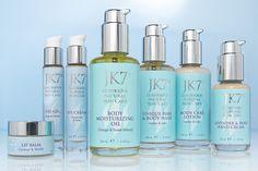 JK7 Luxurious Natural Skin Care meets Waikiki. More on HILuxury.com/hq.