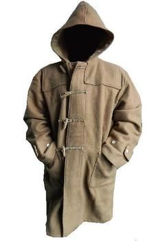Royal Navy Surplus Duffle Coat