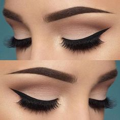 Gorgeous Makeup: Tips and Tricks With Eye Makeup and Eyeshadow – Makeup Design Ideas Beautiful Eye Makeup, Natural Eye Makeup, Eye Makeup Tips, Cute Makeup, Smokey Eye Makeup, Simple Makeup, Eyeshadow Makeup, Makeup Brushes, Makeup Ideas