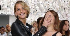 Proof That Jennifer Lawrence Is a Fangirl Just Like You - http://www.popsugar.com/celebrity/Jennifer-Lawrence-Meeting-Other-Celebrities-35486332