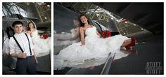 I Dream in Vintage Airplanes ~ Pearl Harbor Wedding Inspiration | Karen Stott