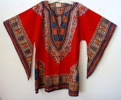Original 60's Dashiki
