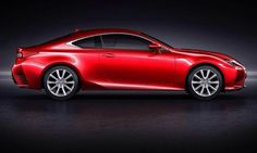 2015 Lexus RC 350 (Red) ❤️