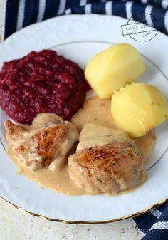 Musaka, Polish Recipes, Food To Make, Grilling, Food Porn, Pork, Food And Drink, Menu, Healthy Recipes