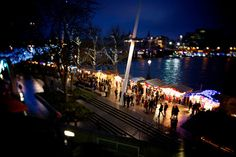 South Bank Christmas Market - Copyright  Aurelien Guichard