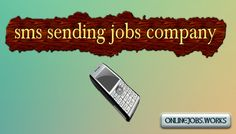 Confused? Which SMS sending jobs company are govt. register and which one is not trusted! Let know here and make yourself scam free!