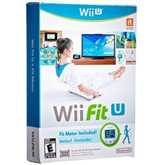 Best fitness games of 2014 from Fitnessmagazine.com - Wii Fit U for the Wii U